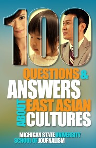 Cover for 100 Questions and Answers About East Asian Cultures