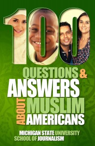 Cover of 100 Questions and Answers About Muslim Americans diversity guide