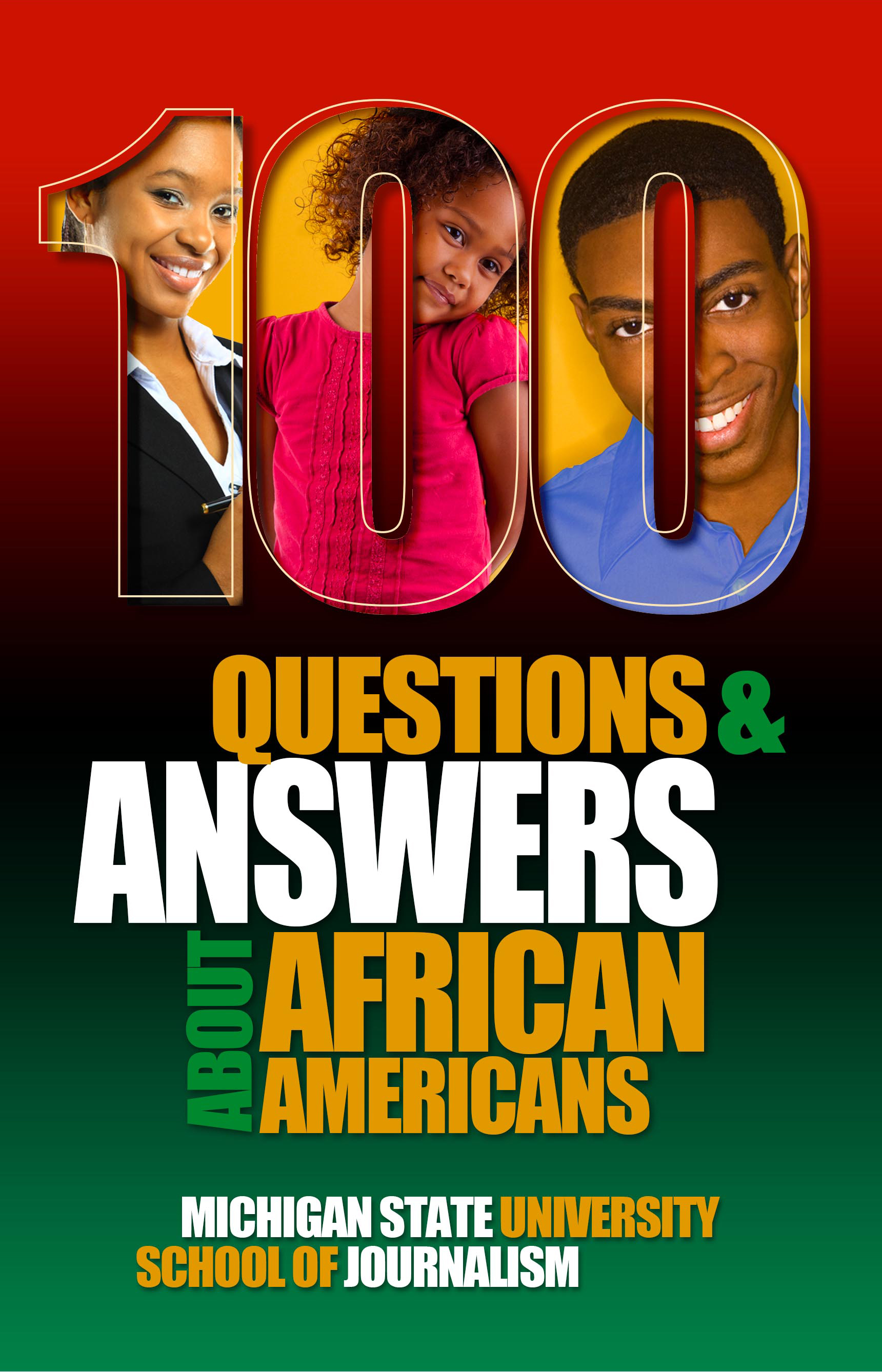 Book cover for 100 Questions & Answers About African Americans