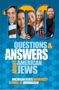 Book cover for 100 Questions and Answers About American Jews