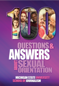 Cover of 100 Questions and Answers About Sexual Orientation