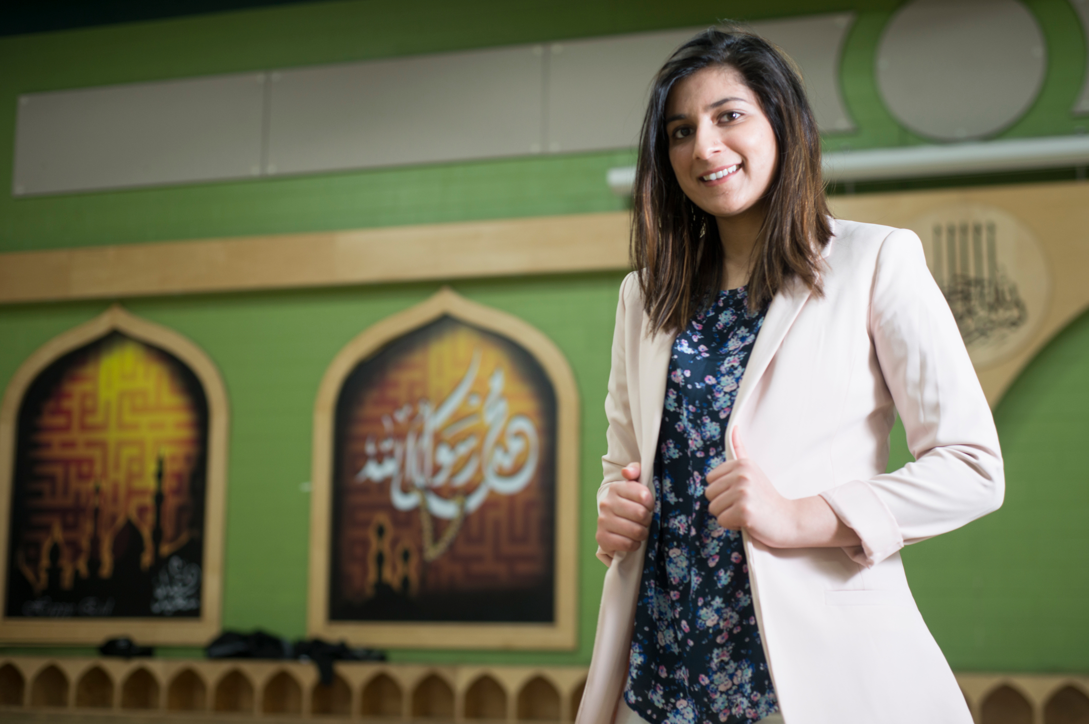 Muslim medical students take pride in wearing hijab | Spartan Newsroom