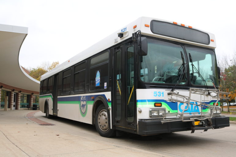 CATA will offer free rides to anyone showing a voter registration card on Nov. 8.