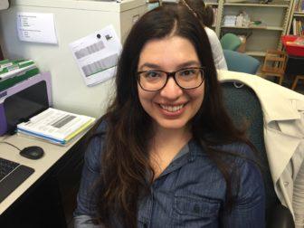 Headshot of Marisa Diaz. Photo by: Kelly Cullen