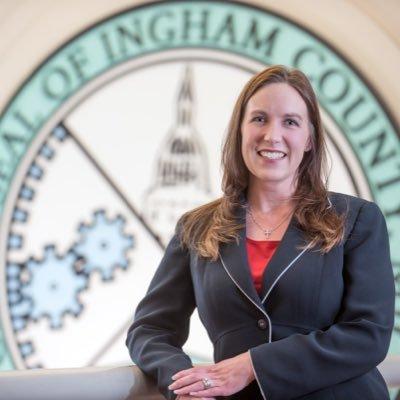 Barb Byrum, Ingham County Clerk