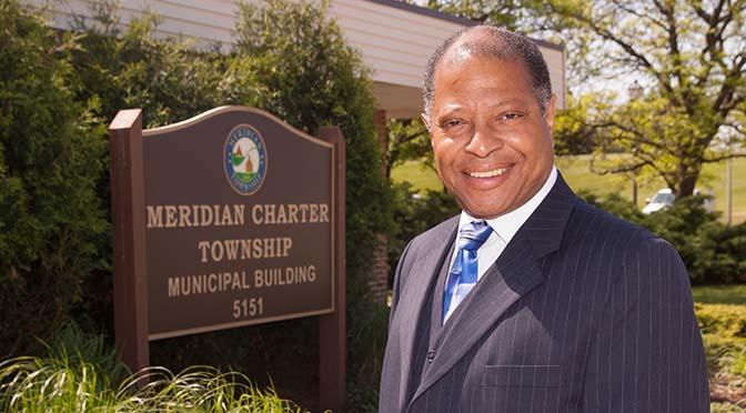 Milton Scales serves as a Meridian Township trustee.