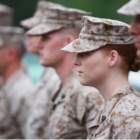 Women account for 15.3% of active-duty personnel in the U.S. military