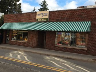 Footgear is perched on Division Street in East Lansing. It has been family-owned at that location since 1982.