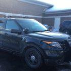 DeWitt Township Police Car.