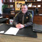 Sheriff Scott Wriggelsworth