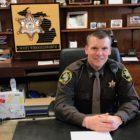 Ingham County Sheriff Scott Wriggelsworth