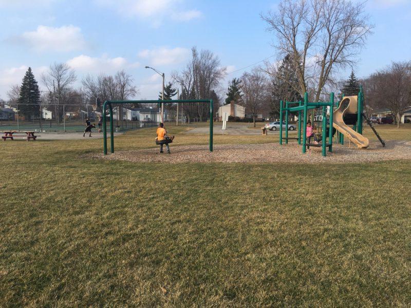 Elliott Elementary School Park photo by Denise Patterson