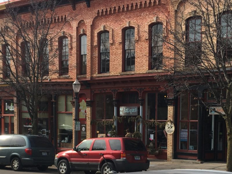 Businesses in Old Town feel a sense of pride in their community. Photo by Kaley Fech.
