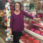 Teresa Wren is the owner of Kean's Store Company.
