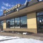 The McDonald's in Williamston thrives on the local community.