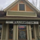 The front of the Williamston Depot Museum located at 369 W. Grand River Ave.