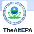 Alt EPA Twitter account