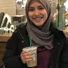 Starbucks Barista, International Muslim Student from Malaysia