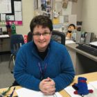 Kristin Higgins high school teacher in Mason