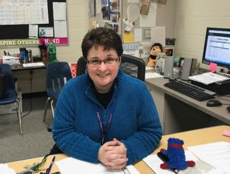Kristin Higgins high school teacher in Mason