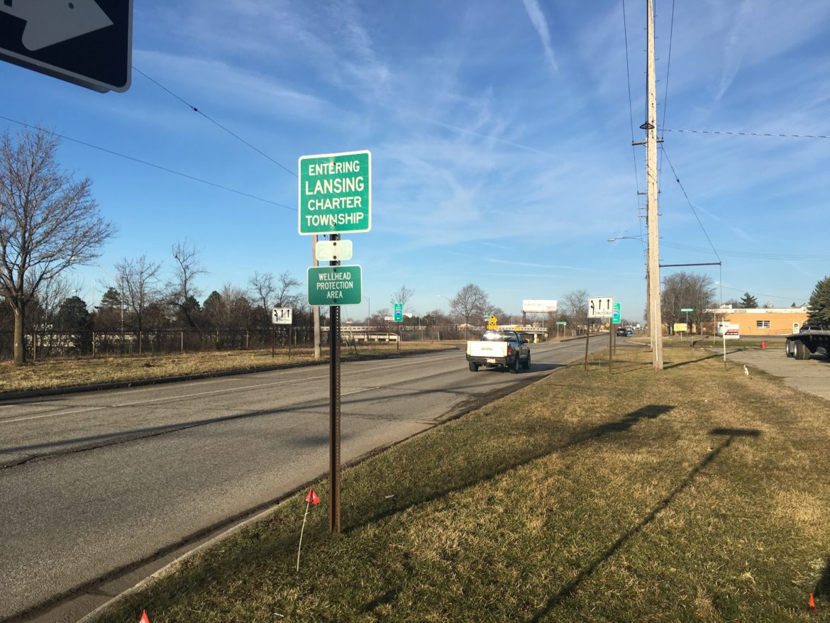 Lansing Township is 'not the smallest but not the biggest' amongst other townships in Michigan according to Lansing Township Supervisor Diontrae Hayes.  Photo by Madison Job
