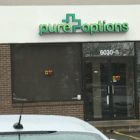 Pure Options, listed as a Cannabis Clinic, is located in Lansing