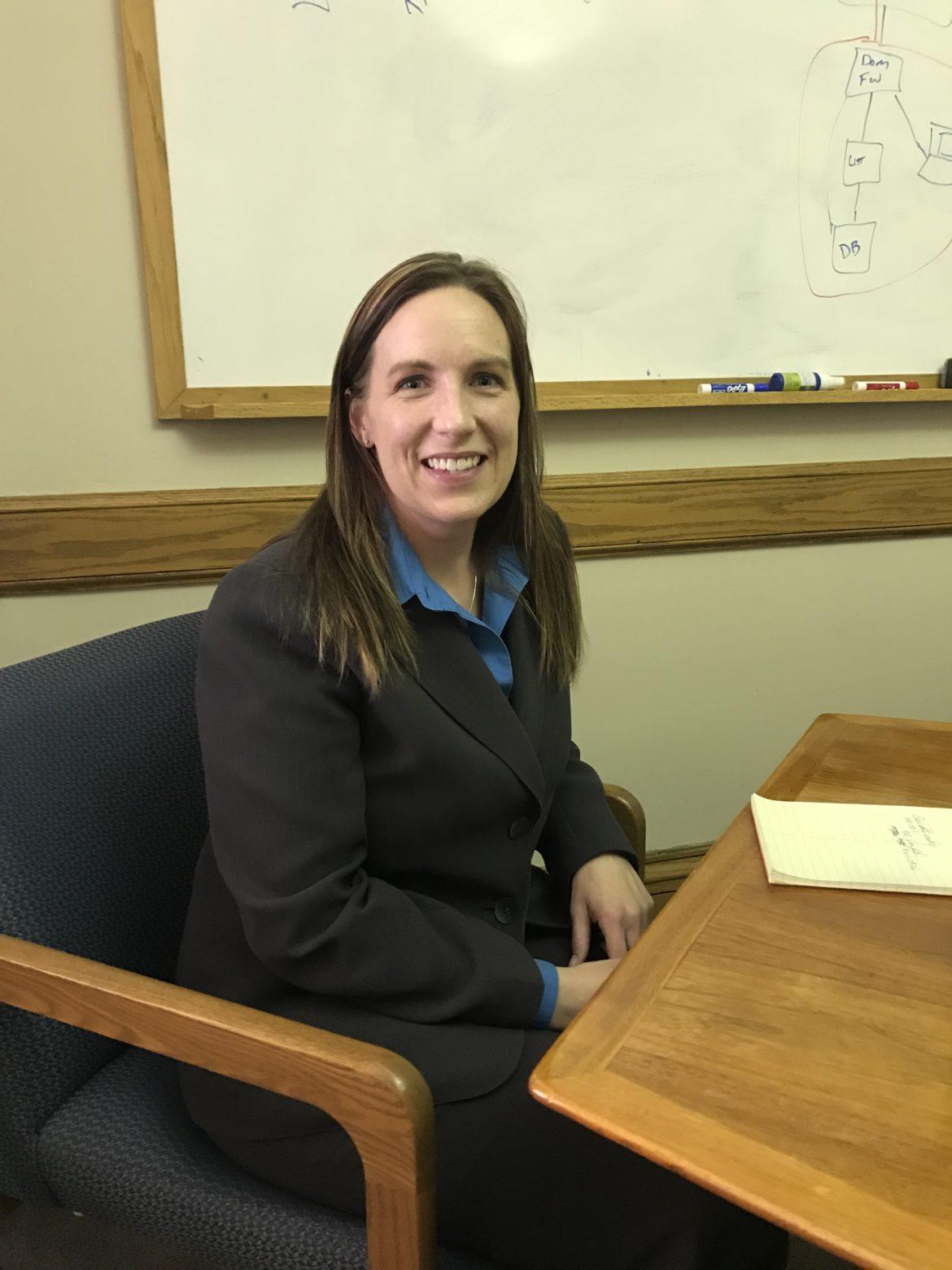 Ingham County Clerk Barb Byrum