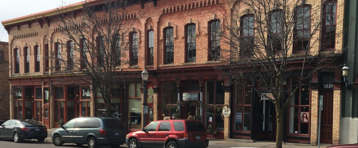 A variety of businesses in Old Town participate in Old Town 4-3-50. Photo by Kaley Fech.