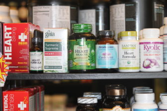 Natural supplements and vitamins are a hot commodity at Simple Organics.