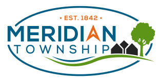 Meridian Recycling and Energy logo.