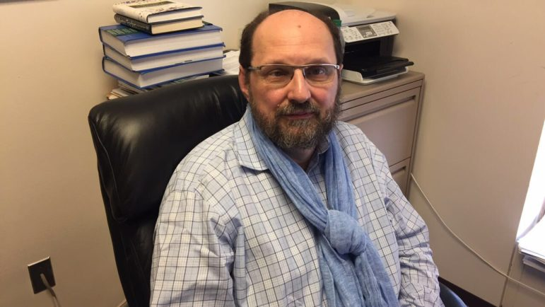 Professor of Finance at Michigan State University Professor of Finance Andrei Simonov.