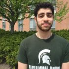 Omar Said is a Michigan State University student who grew up in a cultural enclave in Livonia, Michigan.