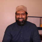 Imam Sohail Chaudry is the Spiritual Leader of the Islamic Center of East Lansing. Photo credit: Krista Wilson.