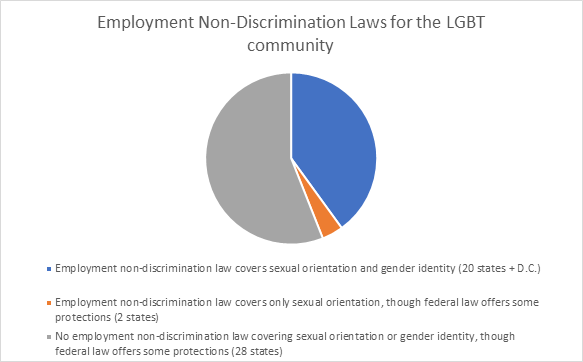 Employment Non-discrimination Laws for the LGBT community