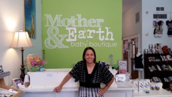 Photo Credit: Cassandra Bondie Lynn Ross poses for a photo in her Old Town boutique.