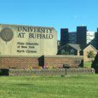 University at Buffalo North Campus greenery