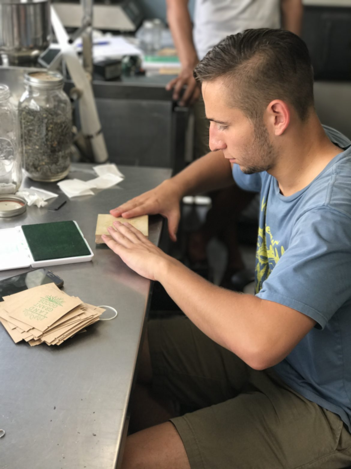 Student Gets Business Started While Still In College