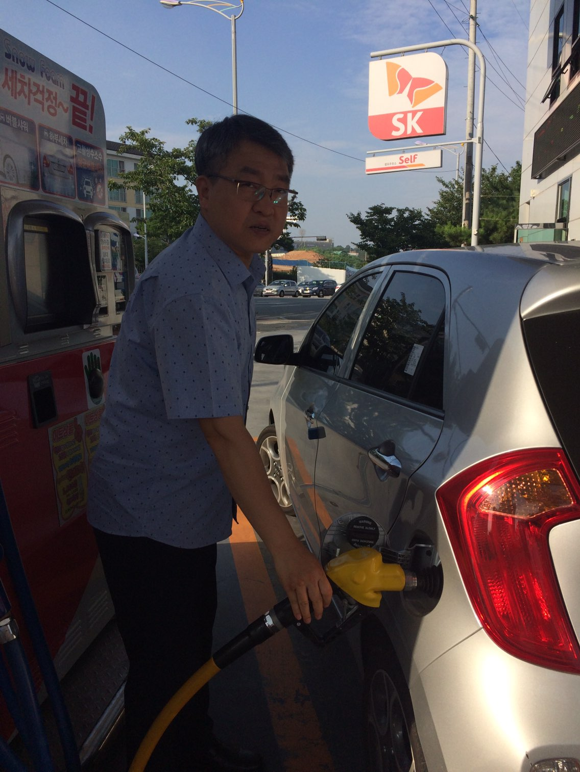 Refueling Cars In South Korea Comes At A Cost Spartan