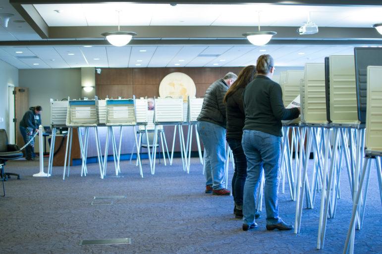 Mason voters
