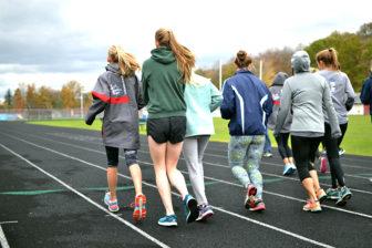 Mason Girls Cross Country Team