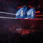 Detroit Pistons vs. Atlanta Hawks game on Nov. 10. Little Caesars Arena, Detroit, MI