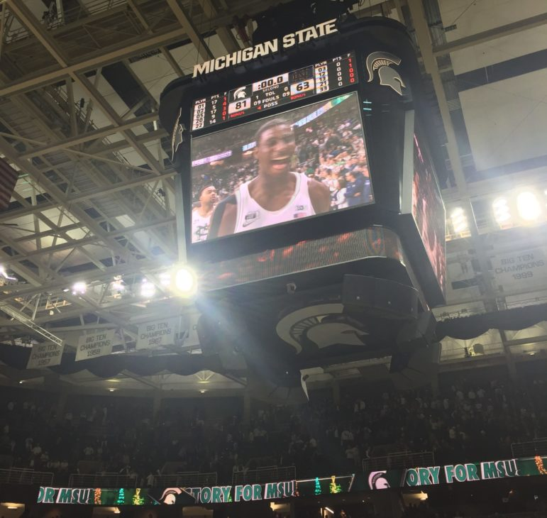 The Breslin Center is home to the Michigan State basketball program. Will it see lower attendance in future seasons due to ongoing investigations into how the university has handled sexual assault accusations?