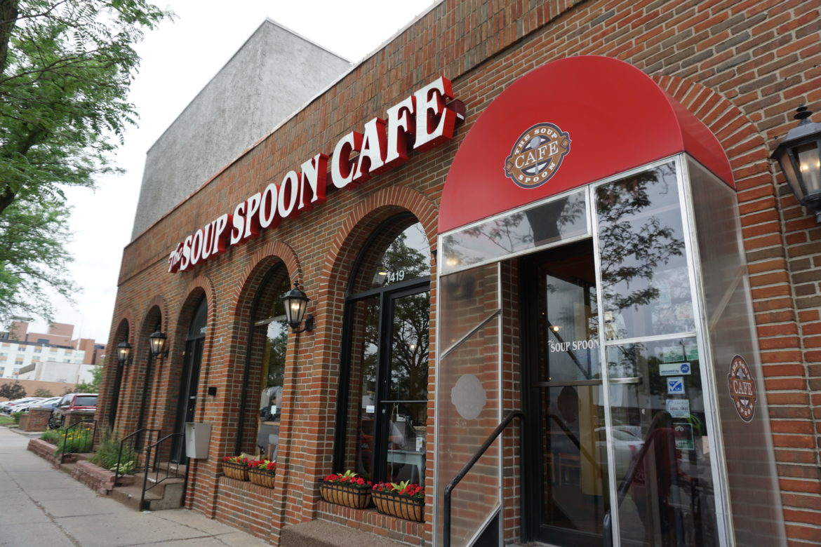 Soup Spoon Cafe Is Located On E Michigan Ave They Have A 4 6 Star Rating And Are Most Known For Their Colorful Cozy Offers Homemade