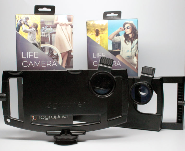 Two cases from iOgrapher