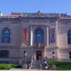 The Grand Rapids Public Library in downtown Grand Rapids