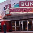 The Sun Theater is located in downtown Williamston. It was the host for Dr. Bob's 60th birthday party.