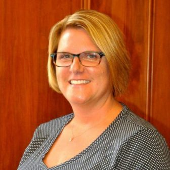 Kim Awrey, Gaylord city clerk and assistant city manager
