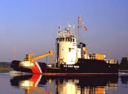 U.S. Coast Guard cutter Buckthorn is the oldest cutter on the Great Lakes.