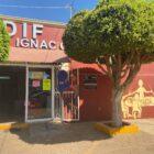 El DIF is located on Adolfo López Mateos street, in San Ignacio Cerro Gordo.