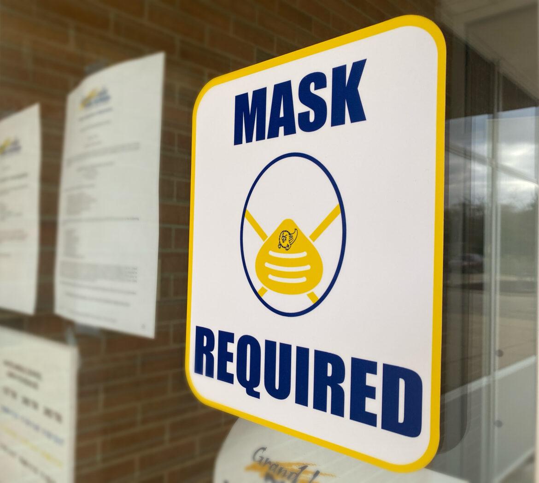 Grand Ledge Public Schools, Hayes Middle School, COVID-19, mask mandate